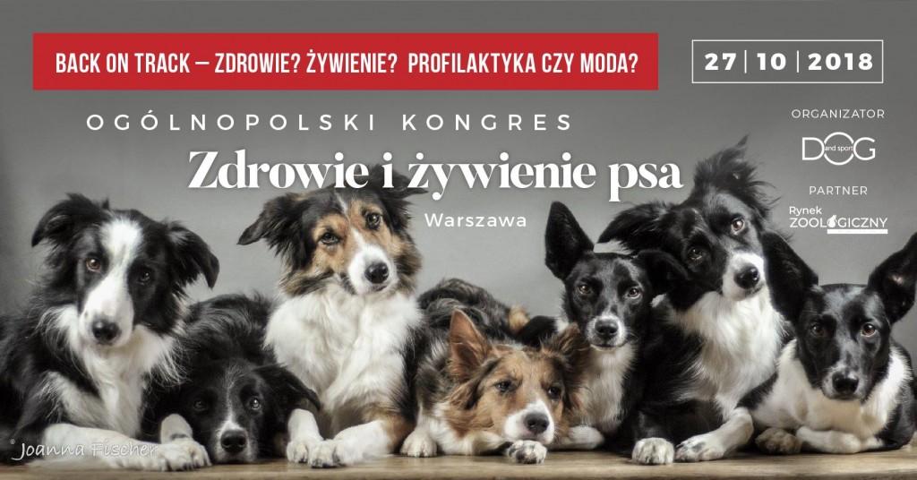 Ogólnopolski Kongres Zdrowie i Żywienie psa